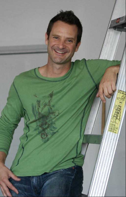 Green_Shirt_Ladder