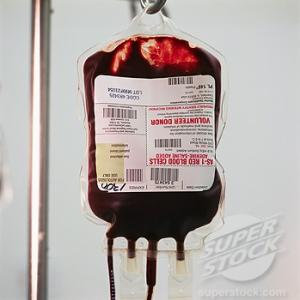 IV Bag of Blood