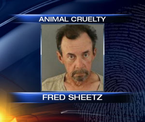 My brother Fred makes NBC News in Florida for all the wrong reasons.