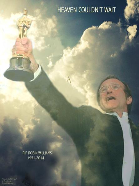 Heaven Couldn't Wait Robin Triumphant Version