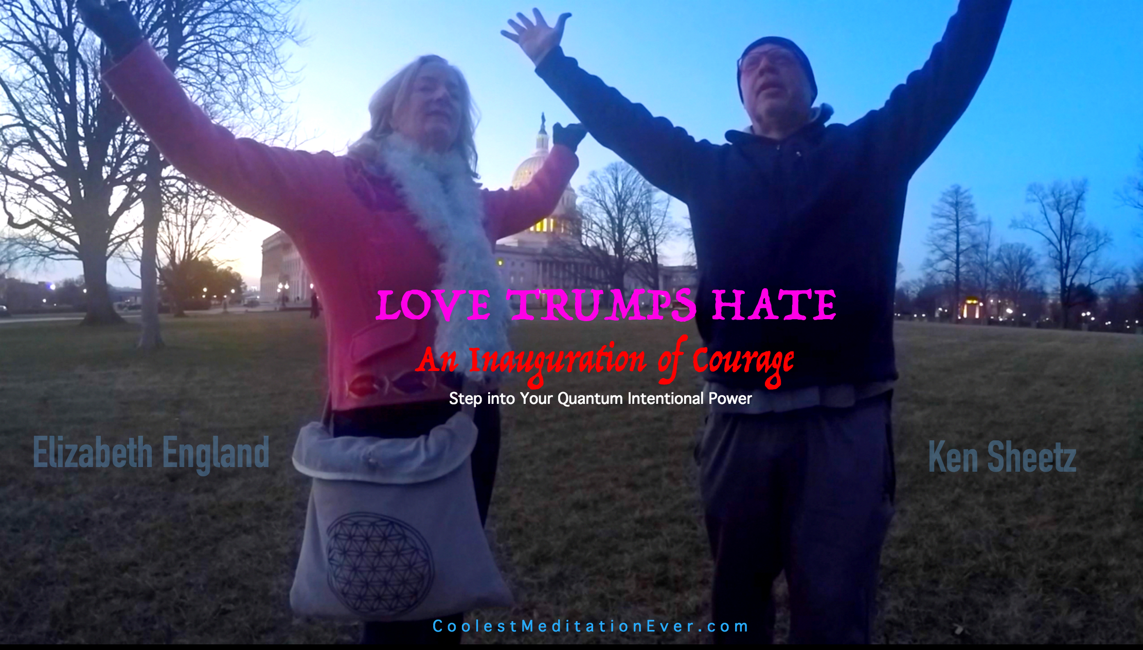 Love Trumps Hate cme