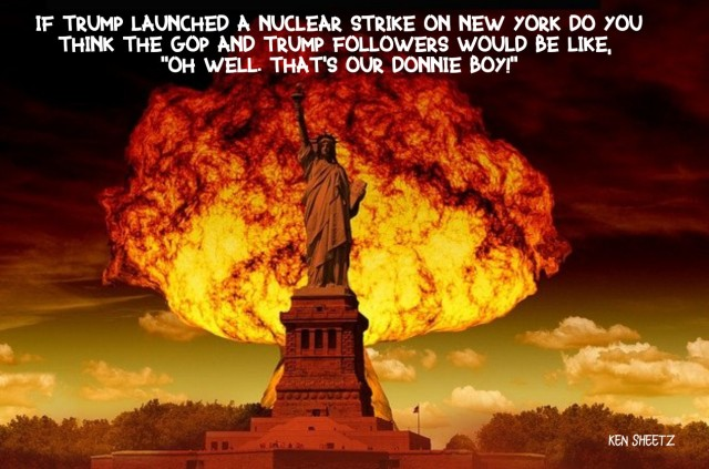 If Trump Nuked New York